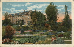 Chapin House, Botanical Gardens, Smith College