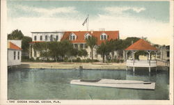 Cocoa House Postcard