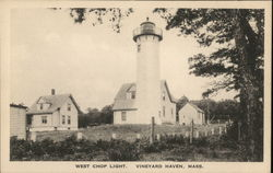 West Chop Light