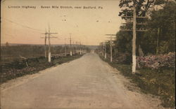 Lincoln Highway, Seven Mile Stretch