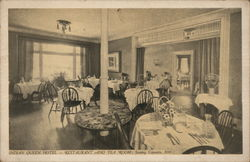 Indian Queen Hotel Postcard