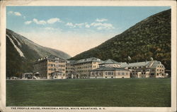 The Profile House, Franconia Notch Postcard