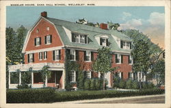 Wheeler House, Dana Hall College