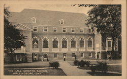 The Hall, Choate School