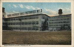 Sears-Roebuck Factory Postcard