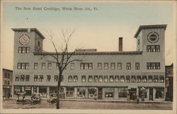 The New Hotel Coolidge