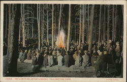 The Campfire Entertainment, Yellowstone Park