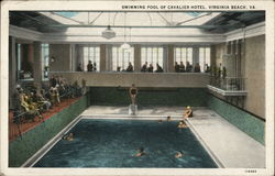 Swimming Pool of Cavalier Hotel