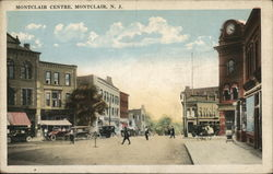 Montclair Centre Postcard