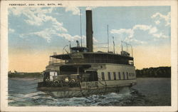 Ferryboat, Gov. King