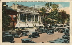 Broadway and Saratoga Inn