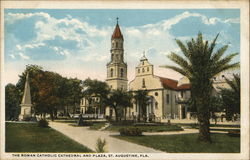 Roman Catholic Cathedral and Plaza
