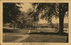 The Dean House Lawn