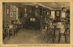 The Oriental Tea Room, Dean House