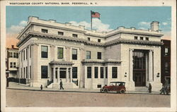 Westchester County National Bank Postcard