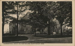 Pearsons Hall, Mount Holyoke College