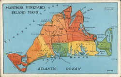 Martha Vineyard Island, Massachusetts
