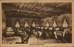 South Dining Room, Ben Riley's Arrowhead Inn