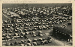 Trailer Camps are Found in Every Florida Town
