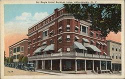St. Regis Hotel in the Adirondacks