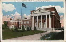 Hempstead High School on Long Island