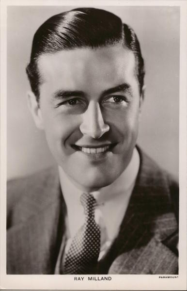 Ray Milland Actors
