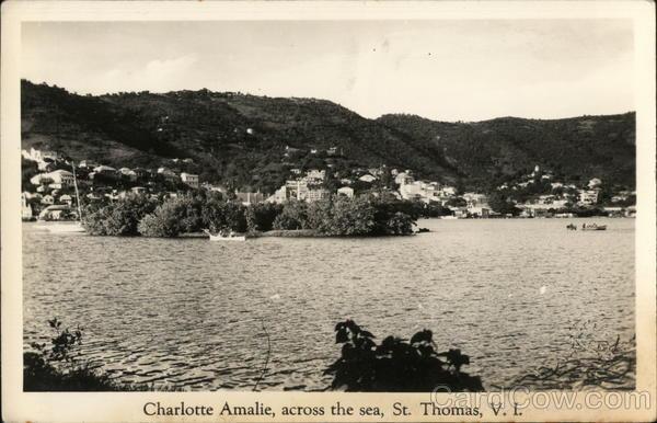 Charlotte Amalie Across the Sea