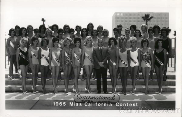 1965 Miss California Contest, International Hotel Los Angeles