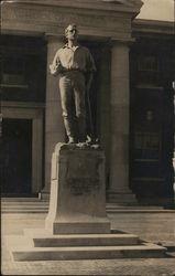 John Mackay Sculpture, School of Mines
