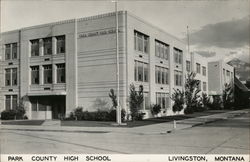Park County High School
