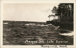 Presque Isle, Lake Superior