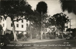 Indian River Hotel South of Cocoa, Florida