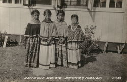 Seminole Indians