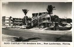 Sand Castle, 733 Breakers Ave.