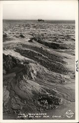 Mud Volcanoes, Salton Sea