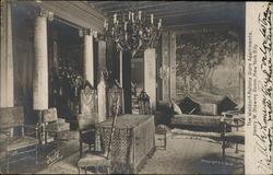 Henry IV Drawing Room, State Apartments, Waldorf-Astoria Postcard