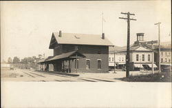 Northfield Railroad Depot