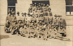 304th Field Artillery, Camp Upton