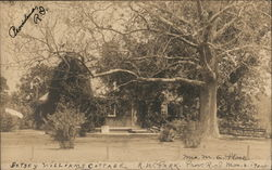 Betsey Williams Cottage, Roger Williams Park