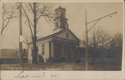 Congregational Church, Mount Carmel