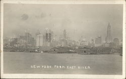 New York From East River