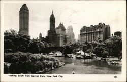 Looking South from Central Park