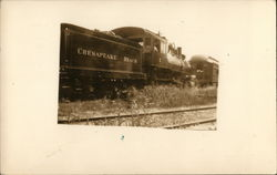 Chesapeake Beach Railroad Engine #7