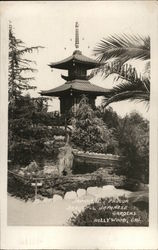 Japanese Pagoda, Beautiful Japanese Gardens