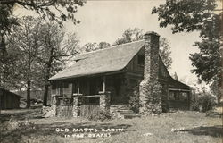 Old Matt's Cabin, Ozark Mountains
