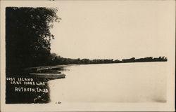Lost Island Lake Shoreline