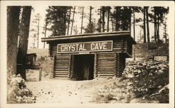 New Entrance to Crystal Cave
