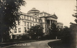 Central Hall, Iowa State College
