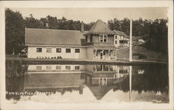 Main Building, Fish Hatchery