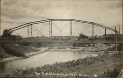 The West Side Bridge Postcard